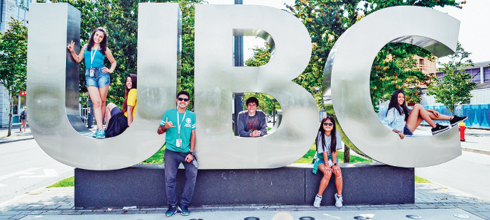 ILSC Junior Camps at University Campus Residences
