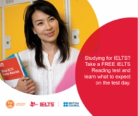 Take the official IELTS Test at any ILSC Vancouver
